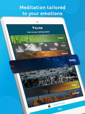Image 5 of Pause Guided Meditation App