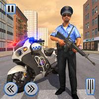 Εικονίδιο του Police Moto Bike Chase