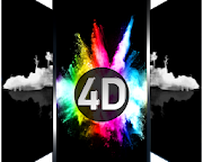 GRUBL - 3D & 4D Live Wallpaper Android