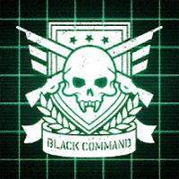 Black Command Icon