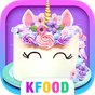 Unicorn Chef: Fun Free Cooking Games dla dzieci 2.5
