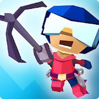 Hang Line: Mountain Climber Simgesi