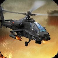 Gunship Helicopter Battle Field icon