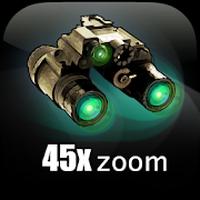 Binoculars Night Mode (45x zoom) Simgesi