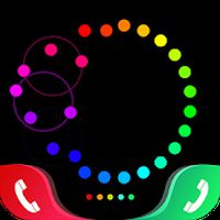 Rotating Aperture Caller Screen APK Icon