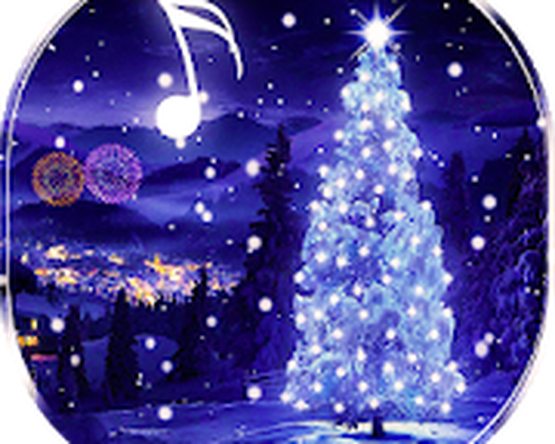 Christmas Tree Live Wallpaper Android Free Download