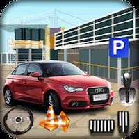 hızlı araç park yeri | araba sürüş simülatörü Simgesi