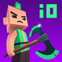 Throw io - Online io games with Axes and Knives