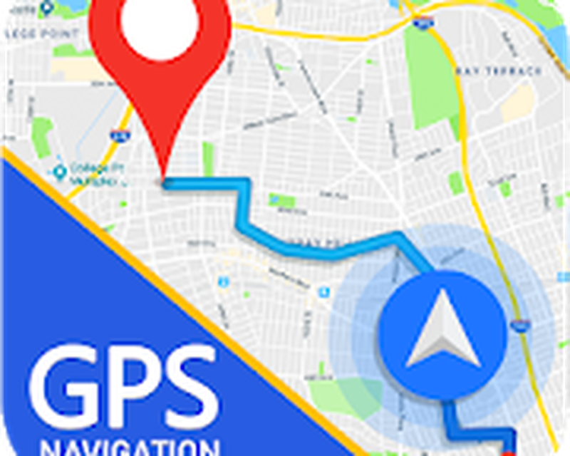 GPS Route Maps & Navigation, Driving Directions Android ...