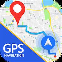 Ícone do GPS Navegação de Mapas: rotas e transporte público