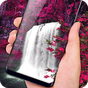 Waterfall Flower live Wallpaper 2018: 3D Aquarium 1.4