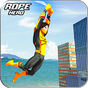 Amazing Rope Man hero: Police Crime City Gangster 2.5