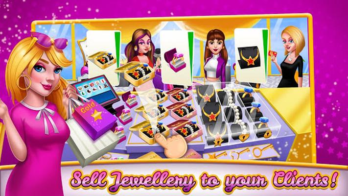 Shopping Fever Juegos De Niñas Juegos De Vestir 109 Android