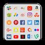 Todas as mídias sociais em um aplicativo 7.0