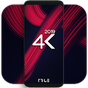 4K AMOLED Wallpapers - Auto Wallpaper Changer 1.2.5