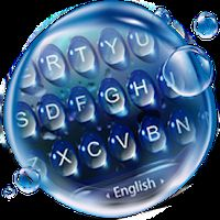 Live Flowing Water Keyboard Theme apk icon