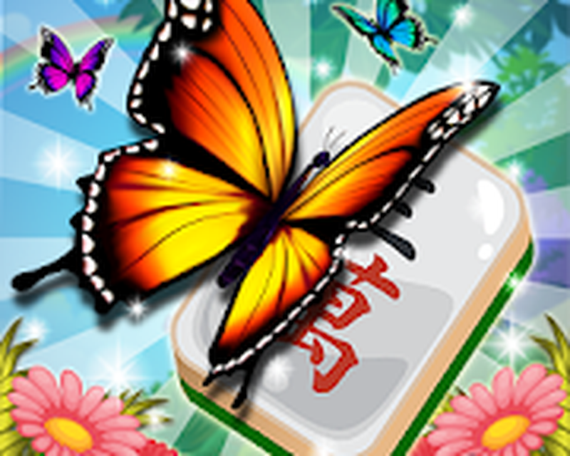 Mahjong Gardens: Butterfly World Android - Free Download