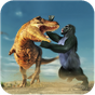 Gorilla Battle: Dinosaur World Survival 1.0