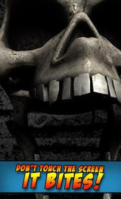 Skull Live Wallpaper 3D image 7