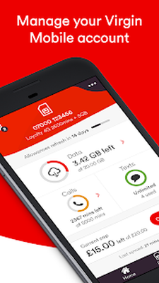 Virgin Mobile My Account Android - Free Download Virgin Mobile My