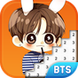 BTS Army Pixel - Number Coloring Books 1.2
