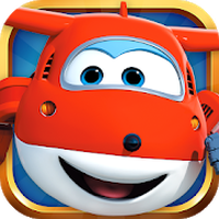Ícone do Super Wings : Jett Run
