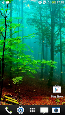 Forest Live Wallpaper Android Free Download Forest Live