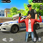 polis arabası yarışı 2019 - Police Car Racing Free 1.1