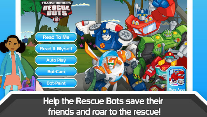 Transformers Rescue Bots 1 1 Android - Tải