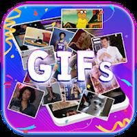 Ícone do GIF Keyboard 2019