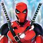 Superhero Iron Ninja Battle: City Rescue Fight Sim 9