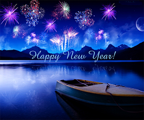 Happy New Year Live Wallpaper Android - Free Download Happy New
