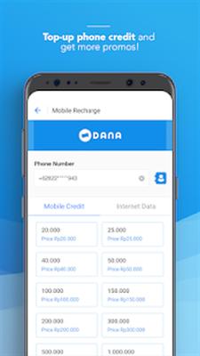 DANA - Dompet Digital Indonesia Android - Free download DANA