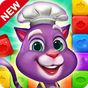 Blaster Chef: Culinary match & collapse puzzles 1.1.8