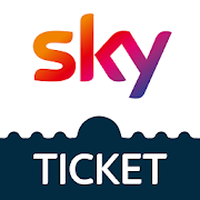 Sky Ticket Icon