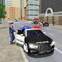 klasik polis arabası gerçek park 0.1