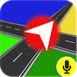 Direzione di guida vocale GPS e navigatore 1.1