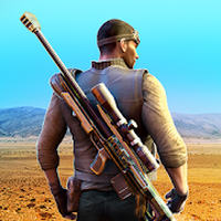 Best Sniper Legacy: Dino Hunt & Shooter 3D Simgesi