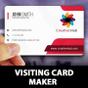 Cartão de visita criador Cartão Fazendo Aplicativo 7.0