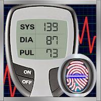 APK-иконка Blood Pressure Logger : Scan Tracker, Checker Test