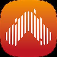 Ícone do AllConnect - Play & Stream