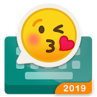 Rockey-fast emoji send keyboard for coloful chat