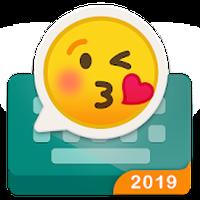 Icône de Rockey-fast emoji send keyboard for coloful chat