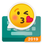 Rockey-fast emoji send keyboard for coloful chat 1.9.6