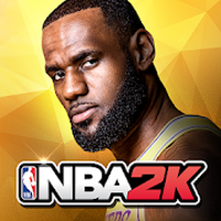 NBA 2K Mobile Basketball Simgesi