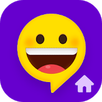 Quick SMS Launcher: Emoji, Customize Chat icon