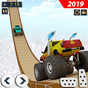 Impossible Monster Truck Stunts 2.3