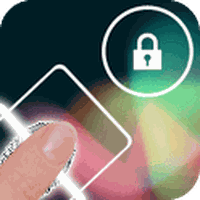 Fingerprint Screen Lock JB apk icon