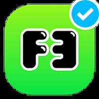 Icône de F3 - Pose des questions anonymes