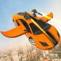 uçan robot araba simülatörü 2.0